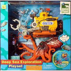 Animal Planet Sea Lab Playset Animal Planet Toys Quot R