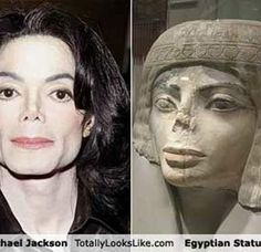 Funny Look Alikes -  Micheal Jackson