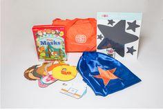 I Want to Be a Star Duffle Bag   Developmental Duffle #childdevelopment #playtime #dressup