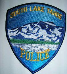 South Lake Tahoe PD Calif
