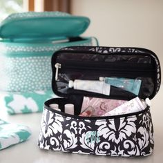 Ultimate Makeup Travel Pouch | PBteen