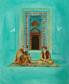 Mystic Symbols, Rumi Love, Whirling Dervish, Islamic Paintings, National Art, Turkish Art, Rumi Quotes, Islamic Art, Fantasy Art