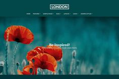 Ad: J51 - London by Joomla51 on @creativemarket. Introducing 'London', a powerful Joomla template solution offering beauty in its simplicity. Carefully crafted and lovingly styled, London #creativemarket Web Themes, Joomla Themes, Pricing Table, Joomla Templates, Blog Layout, Google Fonts, Professional Website, Wedding Balloons, London