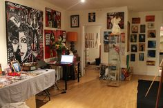 Art Studio & Boutique Gallery Open Monday-Sunday Please check our website for hours of operation or call 604 999 6177 for appointment. http://www.monikablichar.com