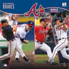 Perfect Timing - Turner 12 X 12 Inches 2013 Atlanta Braves Wall Calendar (8011209) by Perfect Timing - Turner. $13.23. Showcase the stars of your favorite team with this rousing team wall calendars. Player action and school photos with player bio information.