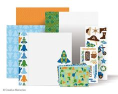 Rugged All Boy 12x12 Additions from Creative Memories  #scrapbooking    http://www.creativememories.com