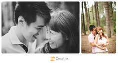 Oahu engagement photography   Creatrix Photography