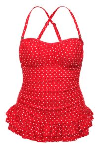 polka dots swimsuit $68.50