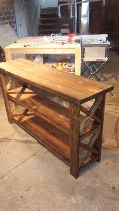 singular standard standards on beneficial products of Awesome Wood Projects Diy Diy Furniture Plans, Diy Furniture Projects, Farmhouse Furniture, Woodworking Furniture, Rustic Furniture, Wood Projects, Furniture Outlet, Furniture Stores, Furniture Design