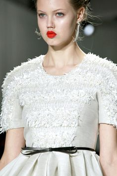 Lindsey Wixson Photos Spring 2012 Ready-to-Wear Jason Wu - Details on Style.com