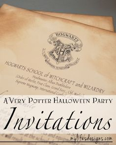 As most of you will come to find out over the course of this blog, I am a huge nerd. I am also in love with planning parties, and what better way to merge the two than a Harry Potter