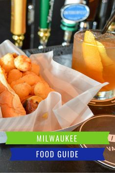 Milwaukee Food Guide Milwaukee Food Guide: A list of the best places to eat and drink in Milwaukee, Wisconsin to help plan the perfect foodcation to the original Beer City, USA. Milwaukee Wisconsin, Food Tasting, Beer Recipes, Best Places To Eat, World Recipes, Food Travel, Usa Travel, Foods To Eat, International Recipes