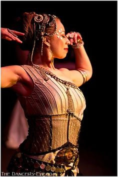 The Dancer's Eye – Fine Art Bellydance Photography The powerful Donna Meija  All Rights Reserved  — with Carrie Meyer at Buffalo Rose - Golden, CO.