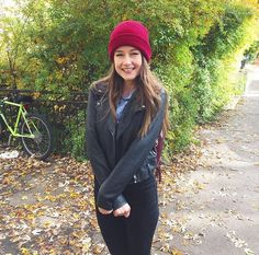 Emma Verde ♥️ Emma Verde, Youtubers, Winter Hats, Punk, My Love, Images, Style, Fashion, Actresses