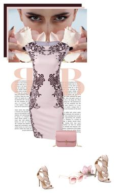 """Prints"" by stellina-from-the-italian-glam ❤ liked on Polyvore featuring dress, prints and summerstyle"