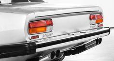 Is the De Tomaso Deauville better than a Maserati Quattroporte? | Classic Driver Magazine