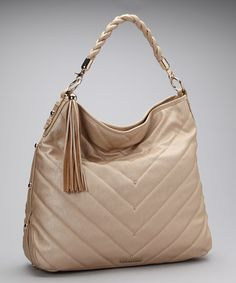 e4b7f57a1e800 Gold Molly Hobo by Rampage on zulily In black with silver hardware and it  would be