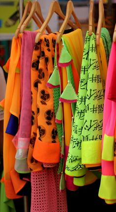 4 Ways to Wear Neon - Style Inked Indian Attire, Indian Wear, Ethnic Fashion, Indian Fashion, Indian Dresses, Indian Outfits, Modern Saree, Stylish Dresses For Girls, Saree Dress