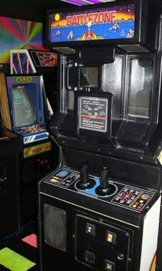 Battlezone - Atari arcade / coin-op