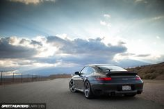 2003 Porsche 911 996 Turbo X50