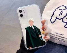 Draco Malfoy, Slytherin, Projects To Try, Phone Cases, Handmade, Outfits, Etsy, Cape Clothing, Mobile Cases