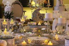ميز مهر عراقية Iraqi wedding table