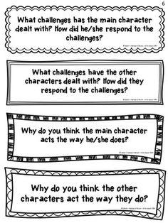 Character Analysis Graphic Organizers: {FREE} Graphic