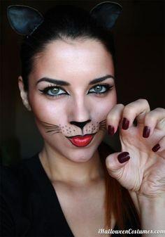 catwoman halloween makeup - Halloween Costumes 2013