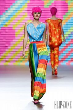 Agatha Ruiz de la Prada Spring-summer 2015 - Ready-to-Wear