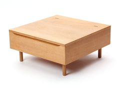 1stdibs | Storage Table By Hans J. Wegner