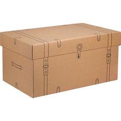 CardboardStorTrunkLLF12