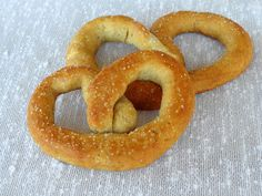 As Good As Gluten: Gluten Free Soft Pretzels and Pretzel Bites. These are amazing! I brought them to a party and even the folks who can eat gluten loved them :)