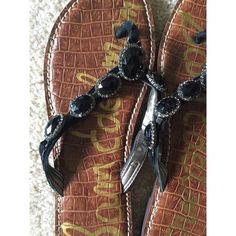 Sam Edelman•Sandles Perfect condition Sam Edelman Sandles.  With gorgeous detail. Sam Edelman Shoes Sandals