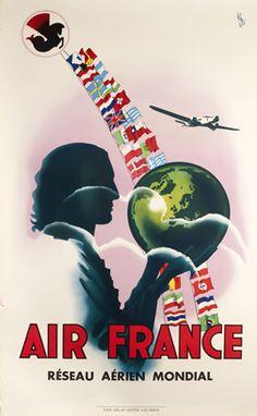 Vintage Art Deco Posters | Vintage Posters at International Poster Gallery