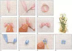 вышивка лентами для начинающих пошагово: 19 тыс изображений найдено в Яндекс.Картинках