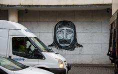 Bergen, Street Art, Murals, Mountains
