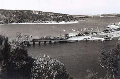 The Spit in the late 1930s.A♥W