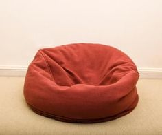 Rest easy or just laze around in a lazy bean bag chair. Find out more about bean bag chair patterns, in this post. Dining Room Chair Cushions, Ikea Chair, Deck Chairs, Diy Chair, Chair Fabric, Cool Chairs, Arm Chairs, Dining Chairs, Swivel Chair