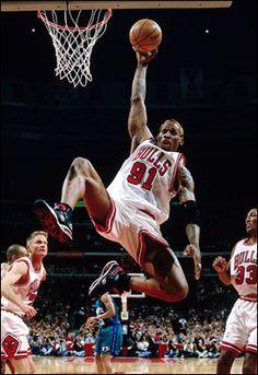 ♂ Sport basketball Dennis Rodman