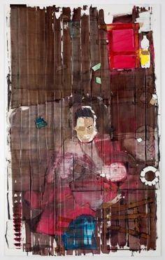 Magnus Plessen, Untitled