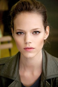 Yo Freja,  wanna stop having a perfect face? Thanks.