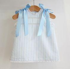 COOBIE - Vestido piquet com laços em cetim