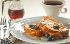 Big fan of Challah bread so making french toast with it always makes for a nice breakfast. Here's a Challah French Toast recipe
