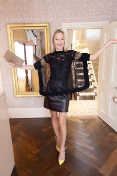 Inside the Closets of London: Caroline Fleming