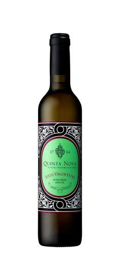 QuintaNova.   Odd green for olive oil IMPDO.