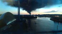 View from BBC Scotland building