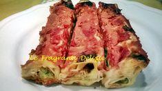 Cannelloni vegetariani • Le fragranti delizie