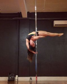 """155 Likes, 17 Comments - Patricia Yndigoyen (@pattyndigoyen) on Instagram: """"Thank you @pole_and_me_polewear for my outfit, #USPDFMissTrixter  ❤️ Making shapes at…"""""""