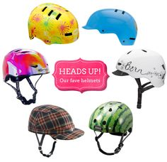 A good helmet goes a long way