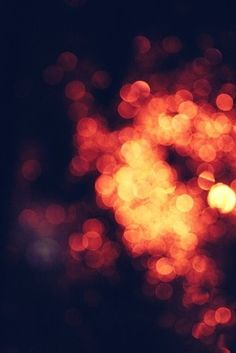 i love bokeh photos #bokeh